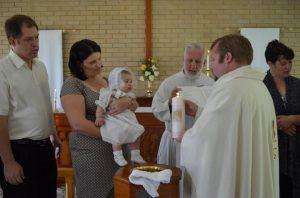 Christening Chloe Rhianna