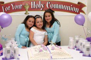 Communion Brittanie Payne