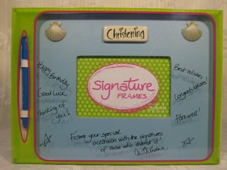 Signature Blue